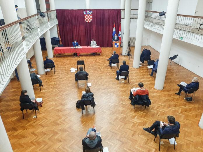 Sjednica Gradskoga vijeća Grada Metkovića